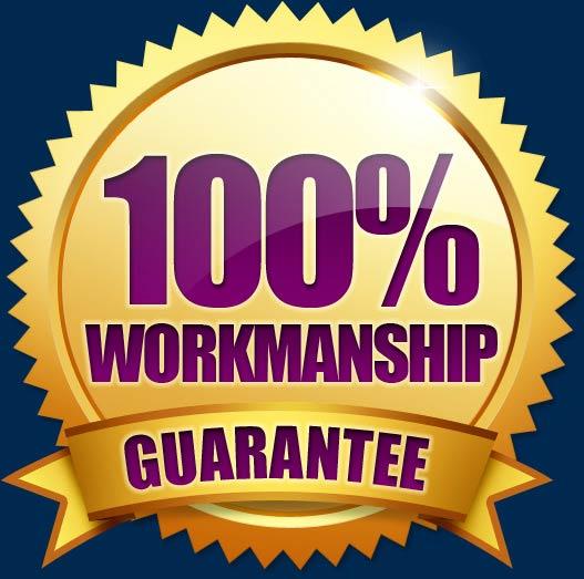 100% Workmanship Guarantee - Brisbane Hot Water Systems