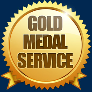 Gold Medal Service - Brisbane Hot Water Systems