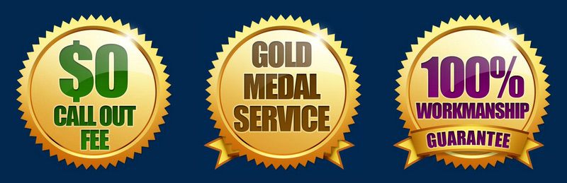 Brisbane Hot water Systems Medals